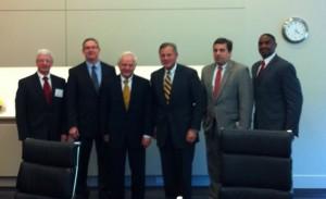 Meeting with Senator Burr